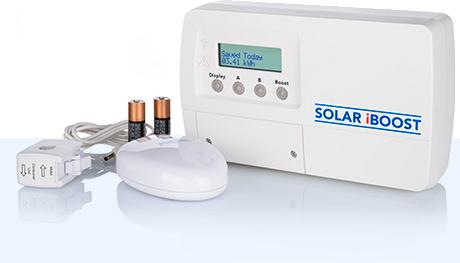 Solar iBoost Device