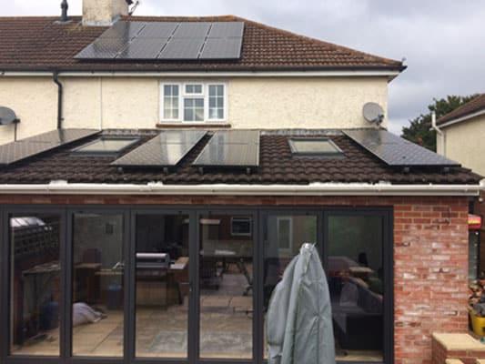 Basingstoke Residential Solar System
